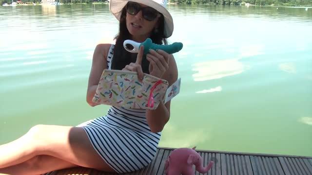 video: ZDARMA designový pytlík TOYBAG