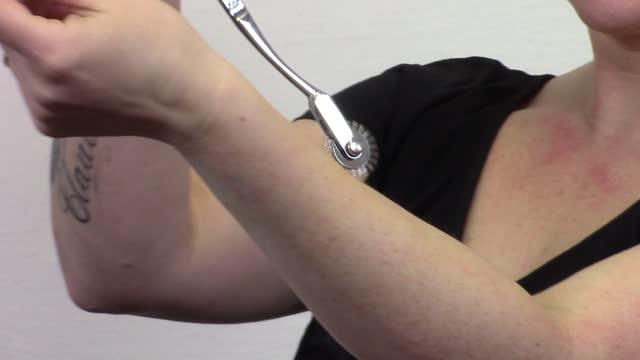 video: Verča předvádí ozubené kolečko Fantasy