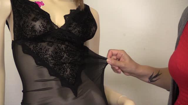 video: Karin předvádí Obsessive košilku Emperita