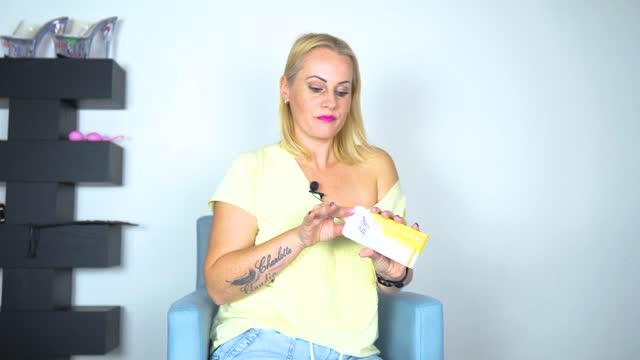 video: Verča představuje Ovulační test Pepino Dipstrip
